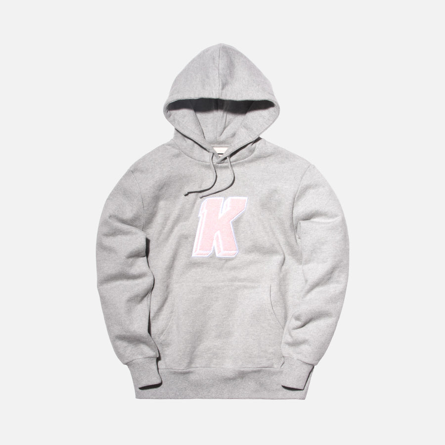 Kith Armstrong Hoodie - Heather Grey