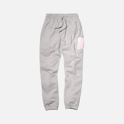 Kith Armstrong Sweatpant - Heather Grey