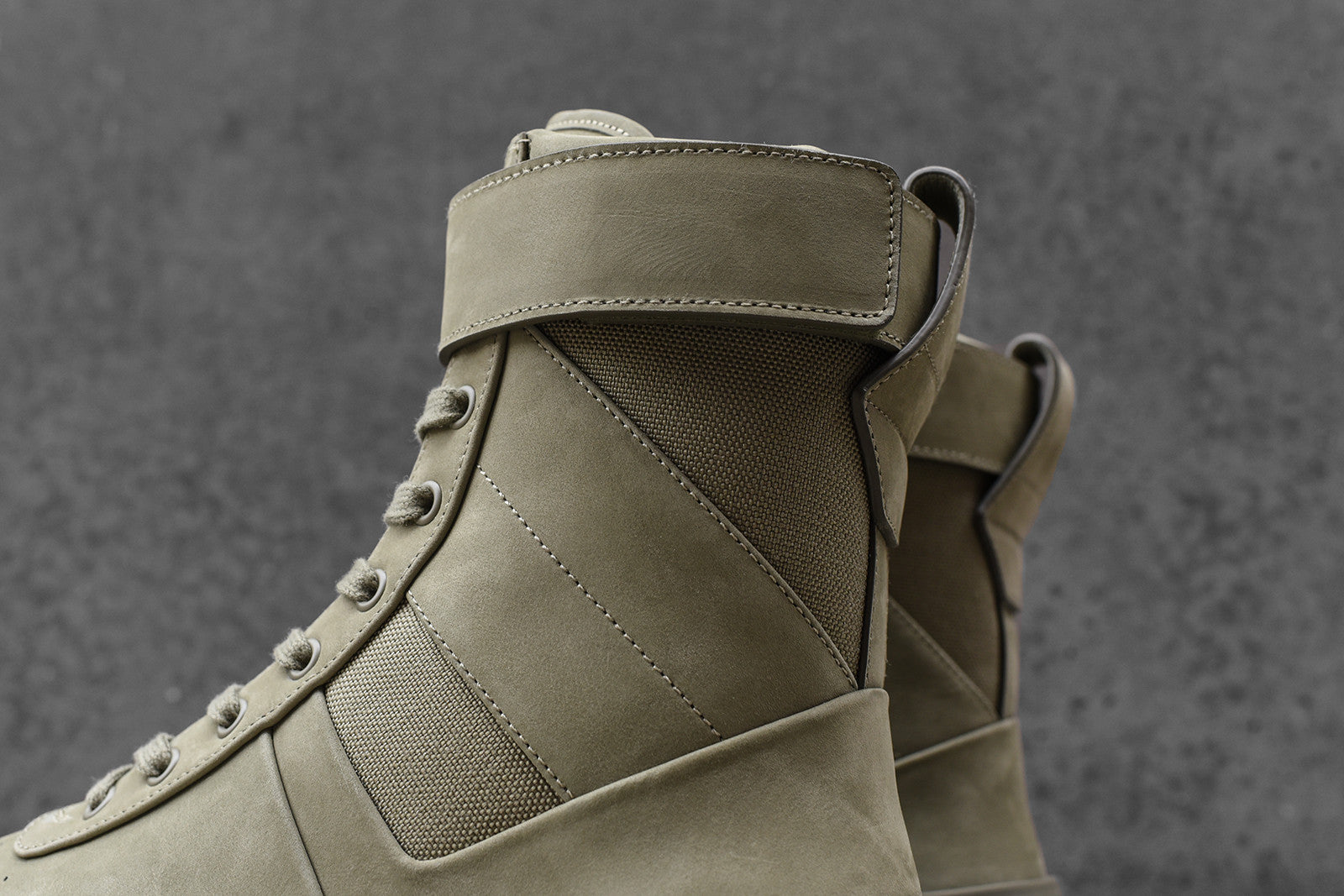 Fear of God Military Sneaker High - Green