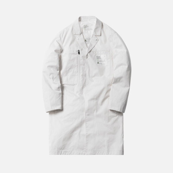 Arsham Studio Standard Issue Lab Coat - White
