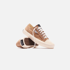 Article No Lo-cut Vulcanized Japan Imported Canvas - Desert