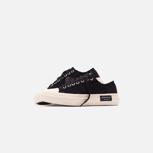 Article No Lo-Cut Vulcanized - Black