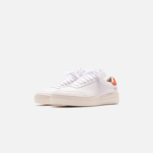 Article No 0517- White / Orange