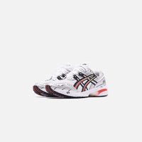 Asics Gel-1090 - White / Black / Red Thumbnail 1