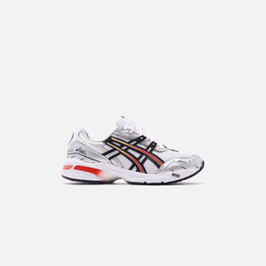 Asics Gel-1090 - White / Black / Red Image 1