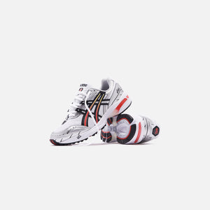 Asics Gel-1090 - White / Black / Red Image 2