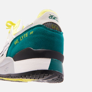Asics Gel-Lyte III OG - White / Yellow Image 5