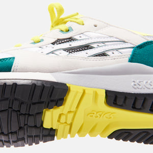 Asics Gel-Lyte III OG - White / Yellow Image 6