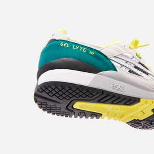Asics Gel-Lyte III OG - White / Yellow Image 8