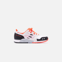 Asics WMNS Gel-Lyte III OG - White / Flash Coral Thumbnail 1