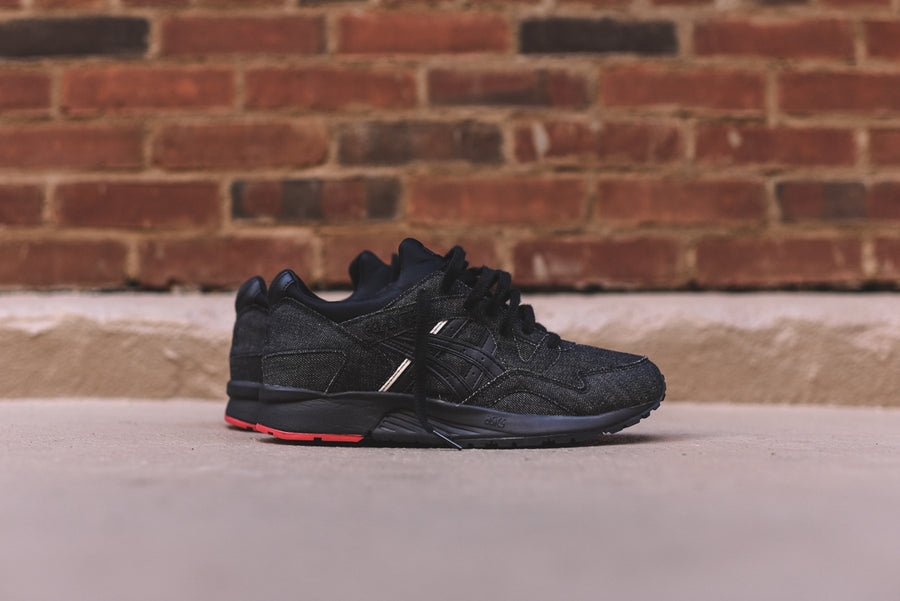 Asics Gel-Lyte V - Black Denim