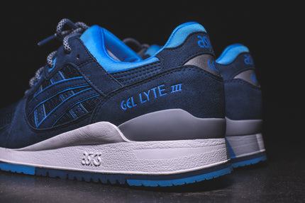 Asics Gel Lyte III - Navy / Blue