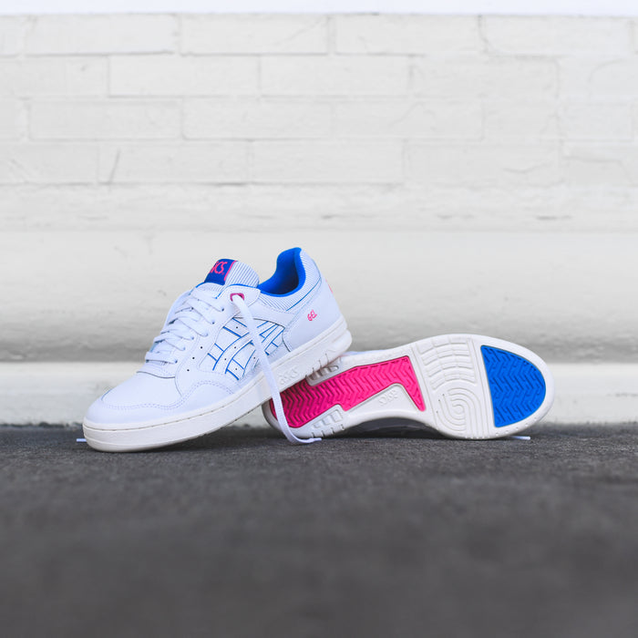 Asics Gel-Circut - White / Blue