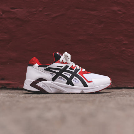 Asics Gel-DS Trainer - White / Red