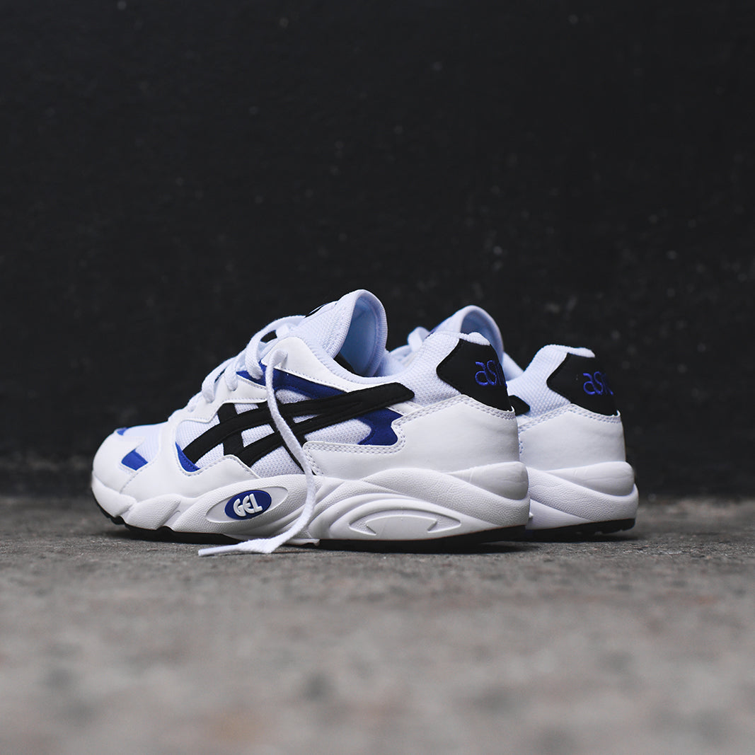 Asics Gel Diablo - White / Black / Blue