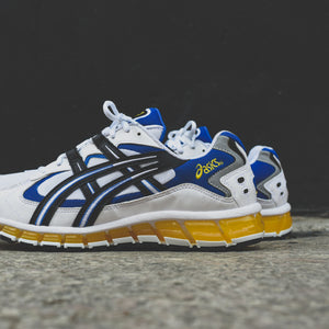 Asics Gel-Kayano 5 360 - White / Black Image 5