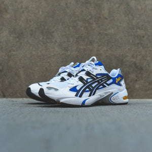 Asics Gel-Kayano 5 OG - White / Black / Blue