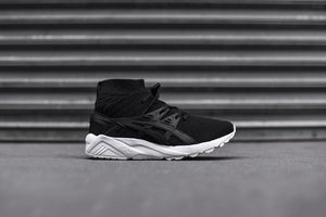 Asics Gel-Kayano Trainer Knit MT - Black Image 1