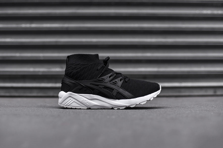 Asics Gel-Kayano Trainer EvoKnit - Black