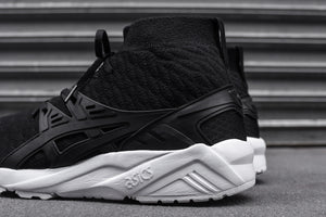 Asics Gel-Kayano Trainer Knit MT - Black Image 4