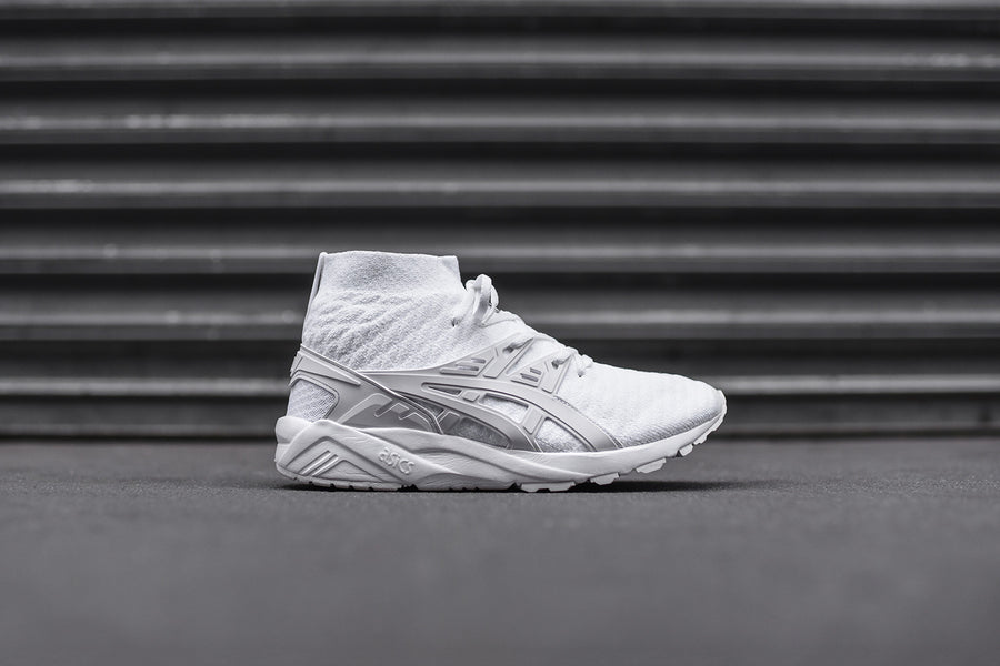 Asics Gel-Kayano Trainer EvoKnit - White