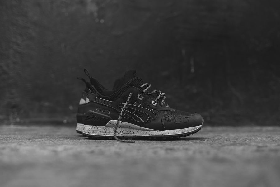 Asics Gel Lyte III MT Boot - Black / Grey