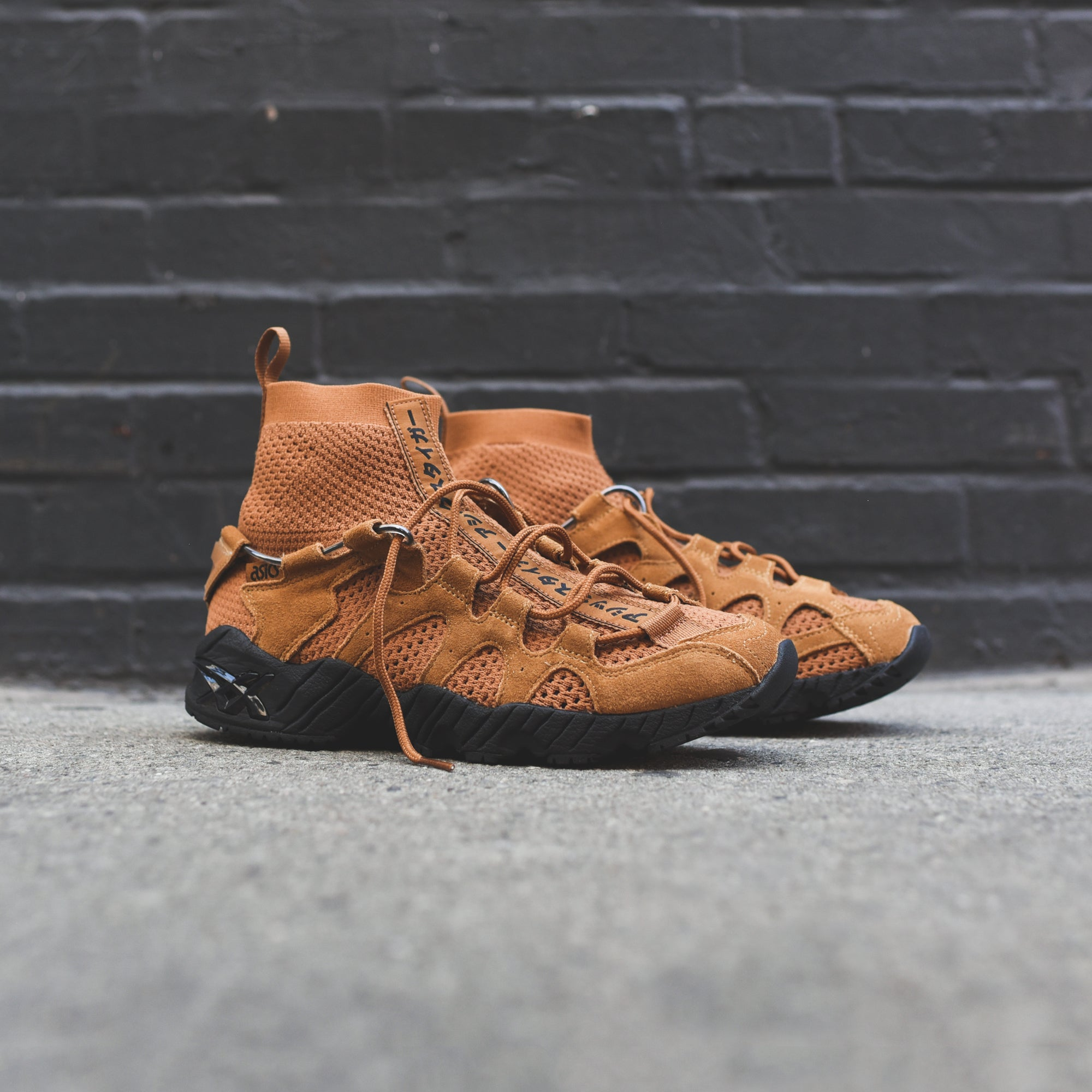 Asics Gel-Mai Knit MT - Wheat / Black