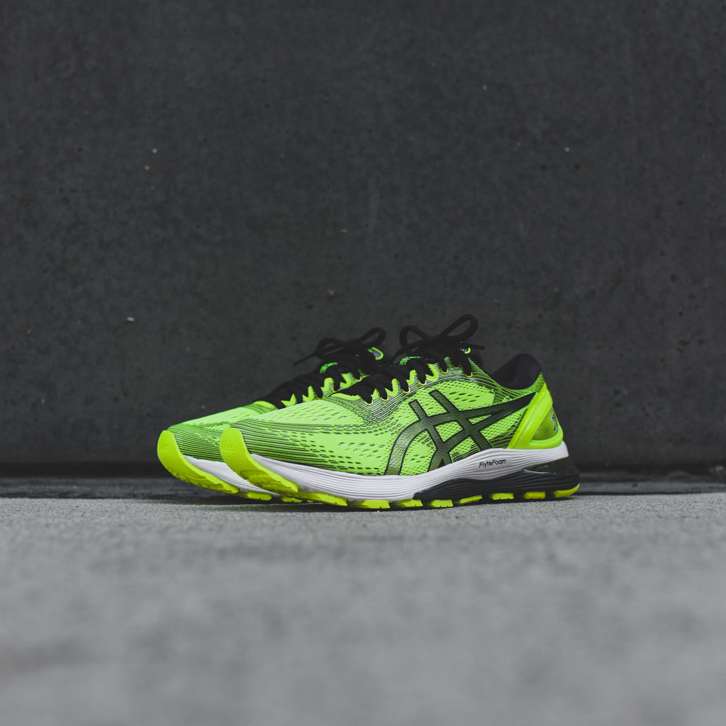 big discount sale world-wide free shipping lovely luster Asics Gel-Nimbus 21 - Safety Yellow / Black