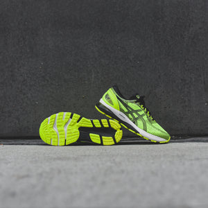 Asics Gel-Nimbus 21 - Safety Yellow / Black Image 2