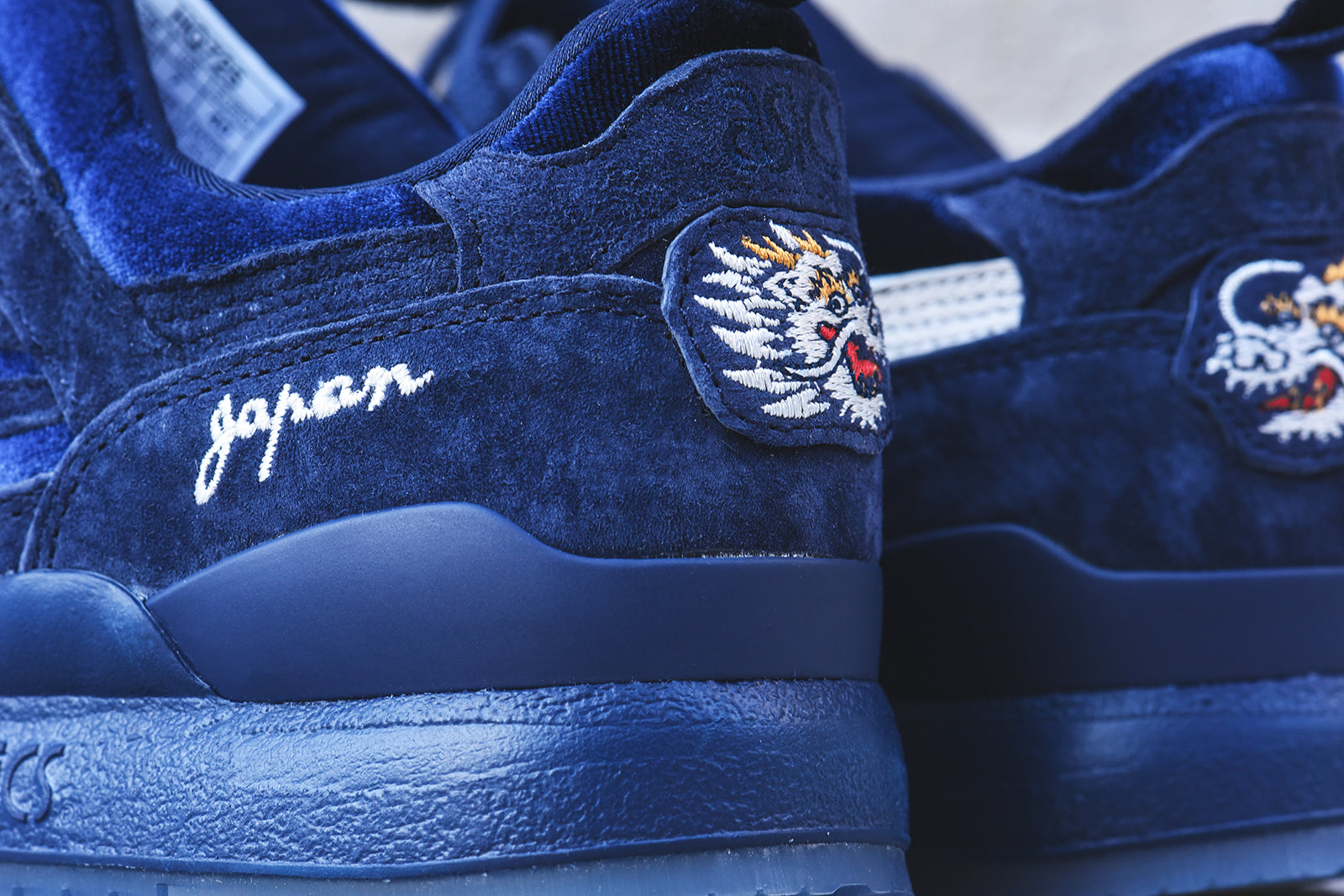 Asics x Mita x Beams Gel Lyte III - Navy