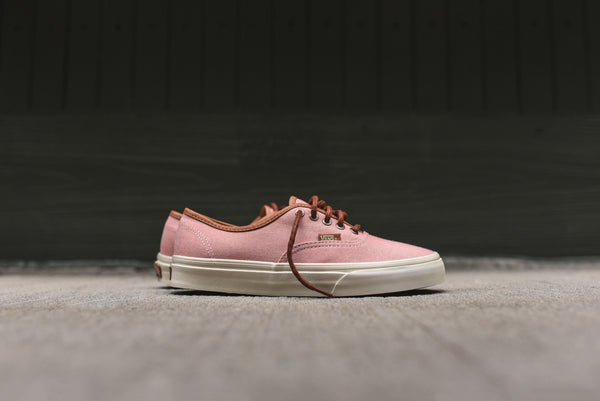 83fd20dcefb Vans Authentic DX - Coral   Brown – Kith