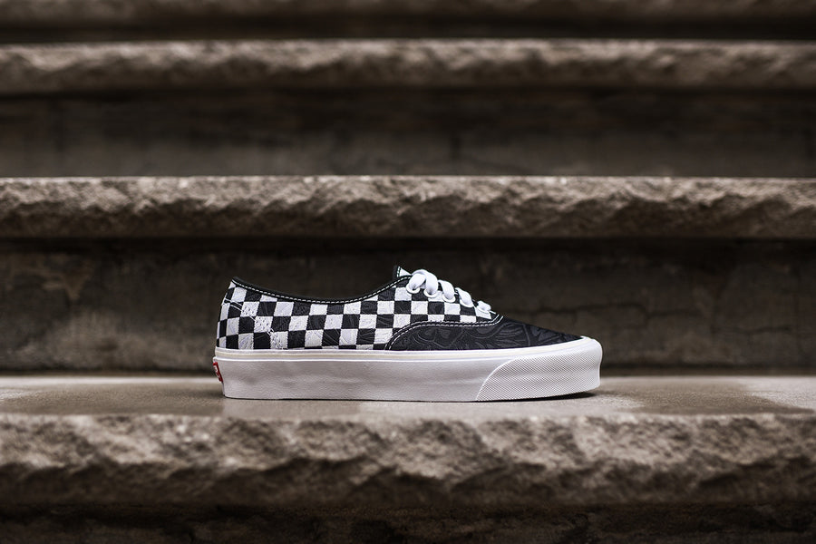 Vans Vault Authentic - Black / Check