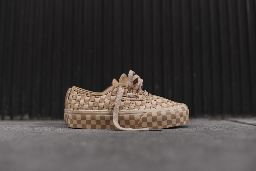 Vans WMNS Authentic Platform - Tan