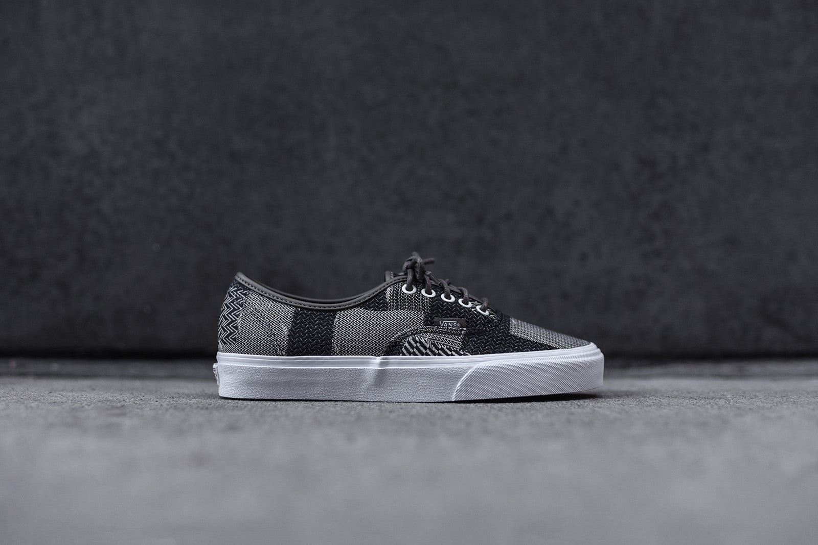 Vans Authentic - Patchwork