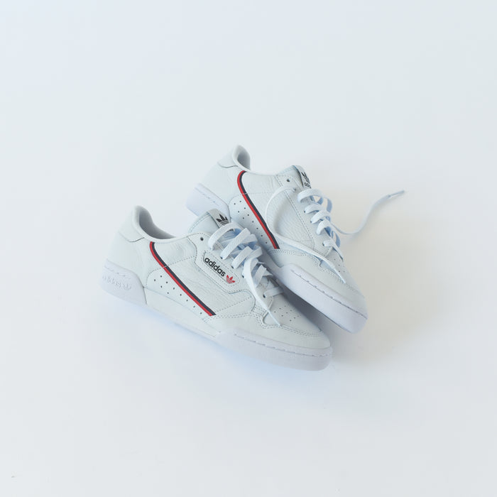 adidas Originals Continental 80 - Aero Blue / Scarlet / Navy