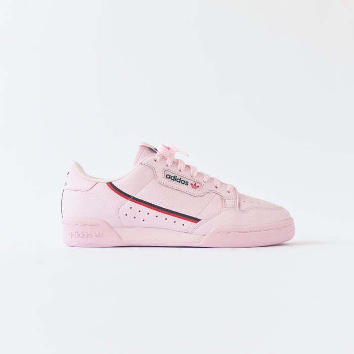 adidas Originals Continental 80 - Pink / Scarlet / Navy