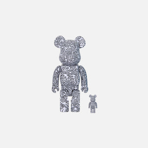 BearBrick Keith Haring #4 100% + 400%