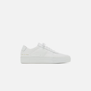 Common Projects WMNS BBall Low Super Sole - White