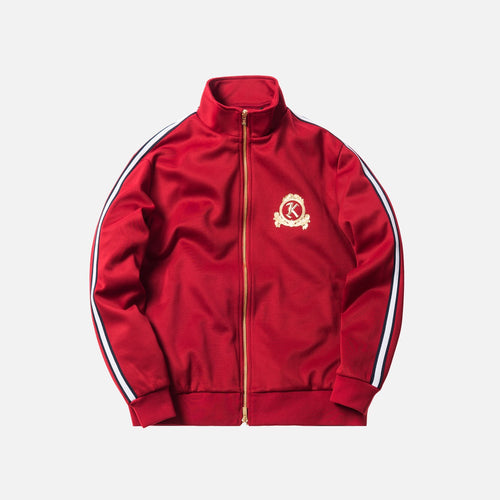 Kith x Bergdorf Goodman Track Jacket - Scarlet Red
