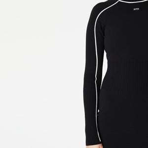 Kith Women Alana Dress - Black