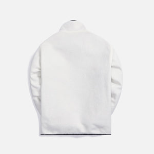 Ambush New Fleece Jacket - Off White