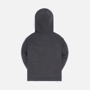 Ambush Raw Edge Hoodie - Black