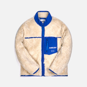 Ambush New Fleece Jacket - White