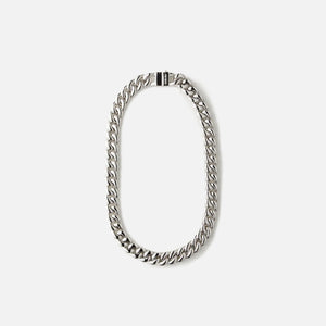 Ambush Classic Chain 7 Necklace - Silver