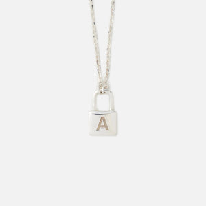 Ambush P Series Necklace - Silver