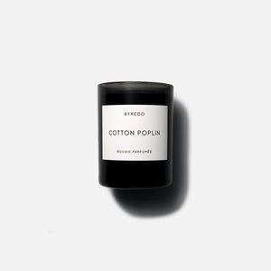 Byredo Cotton Poplin Candle