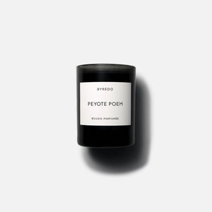 Byredo Peyote Poem Candle