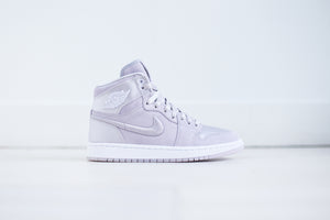 Wmns Kith Soh Air Jordan White 1 Barely Nike Grape High – Retro n0Ok8XPNw