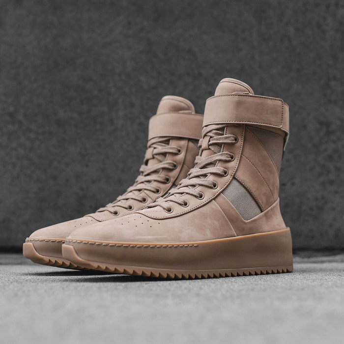Fear of God WMNS Military Sneaker High - Beige