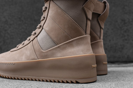 Fear of God Military Sneaker High - Beige